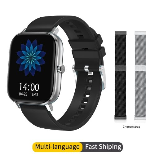 Gocomma DT35 BT Smart Watch Phone Heart Rate ECG Blood Pressure Blood Oxygen Music Control Smartwatch