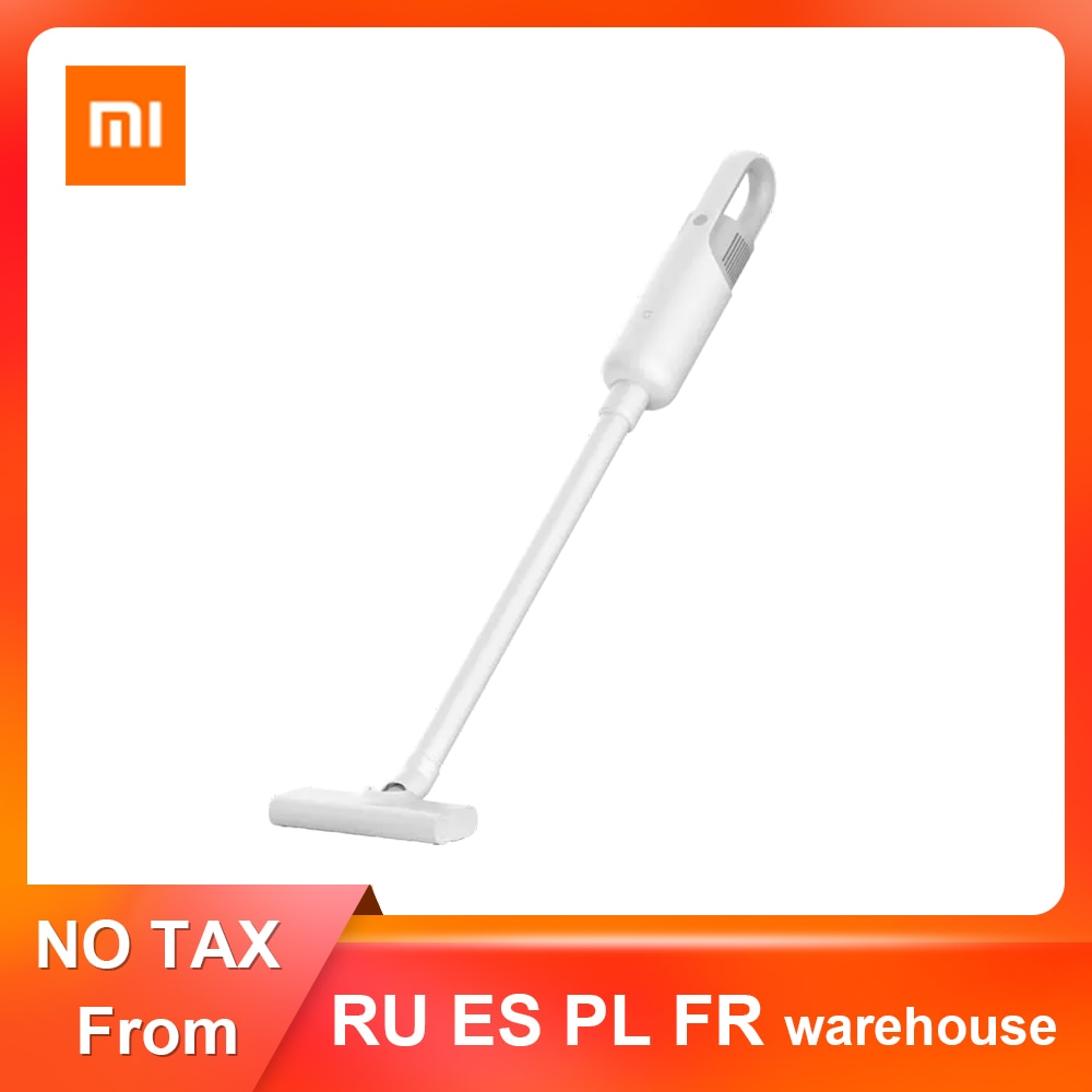 Xiaomi Mijia Vacuum Cleaner High Suction Power High Efficiency Filtration Multi-brush Head Cleaning