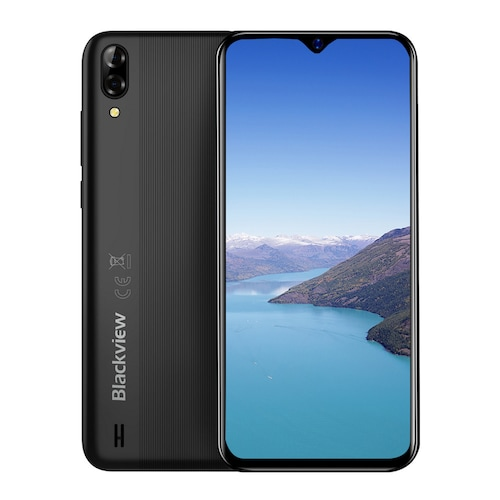 Blackview A60 Global Version 3G Smartphone 6.1 inch Screen With 19:9 Ratio 1GB RAM 16GB ROM Budget phone