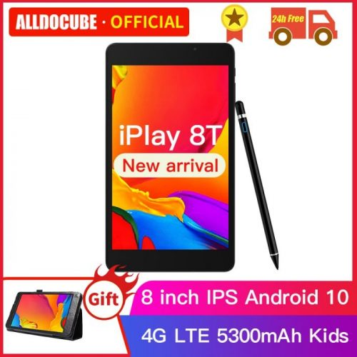 Alldocube iPlay 8T 8 inch Phone Tablet PC Android 10.0 3GB RAM 32GB ROM  4G WIFI LTE 9832E phonecall iPlay8T Tablet