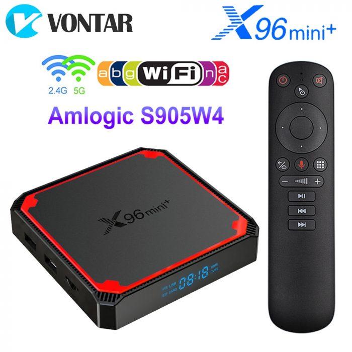 X96 Mini Plus TV Box
