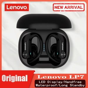 Lenovo LP7 TWS Bluetooth Earbuds