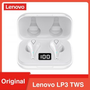 Lenovo LP3 TWS Bluetooth Earphone